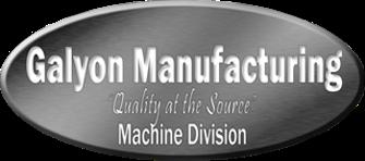 galyon machine shop